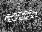 Policija najavila snimanje nogometne utakmice NK Osijek – HNK Hajduk Split