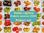 Volim rajčice - podjela sjemena u Osijeku! [2020.]