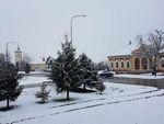 [FOTO] Snijeg zabijelio Osijek [ožujak, 2020.]