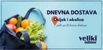S radom kreće internet trgovina Veliki odmor – dostava namirnica u Osijeku i okolici!