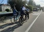 """Provedene preventivne aktivnosti """"Biciklirajmo biciklističkom"""" na Promenadi"""