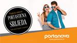 Portastična srijeda - shopping s popustima  danas u Portanovi