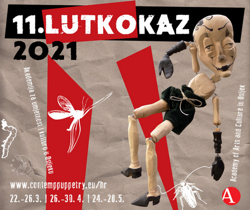 11. međunarodna revija lutkarstva Lutkokaz Kritičkoj platformi suvremenog lutkarstva EU
